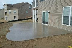 Concrete Patio Construction Company in St. Louis