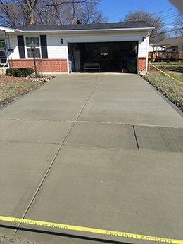 Concrete Driveway Contractors in St. Louis