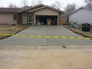 Stamped Concrete Contractor in St. Louis