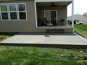 St. Louis Stamped Concrete Contractor